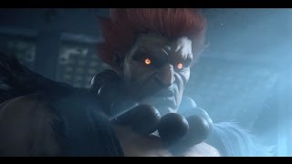 Video Tekken 7 PS4 Gameplay of Akuma vs Heihachi - TGS 2016 MP3, 3GP, MP4, WEBM, AVI, FLV Desember 2018