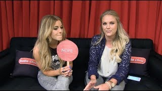 How long would Lindsay Ell wait in line for coffee?Watch more from Radio Disney! ►https://youtu.be/9PvGQfng2Rk?list=PLevlzushmfJ41ylG8UXLPRj7xBK6Wv4n1 Stick around for more Radio Disney!►http://www.youtube.com/user/RadioDisney?sub_confirmation=1The official Radio Disney channel is where you can get an inside look at what's new from your favorite artists including Ariana Grande, R5, Zendaya, Nick Jonas, Becky G and more! Watch performances from the Radio Disney Music Awards, catch up with artists in the studio, and see exclusive acoustic performances!Listen Now!►http://www.radiodisney.com/Like us on Facebook►https://www.facebook.com/radiodisneyFollow us on Twitter►https://twitter.com/radiodisneyGet the Radio Disney app on iTunes►https://itunes.apple.com/app/radio-disney/id327576776?mt=8