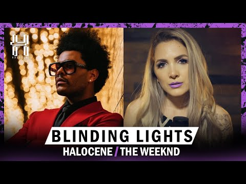 """The Weeknd  """"Blinding Lights"""" Cover by Halocene"""