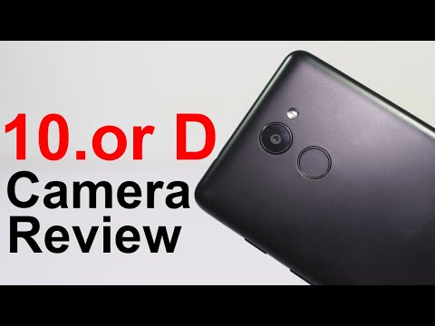 10.or D Camera Review