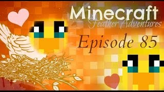 Minecraft PC - Feather Adventures : Rooftop Home - {85}