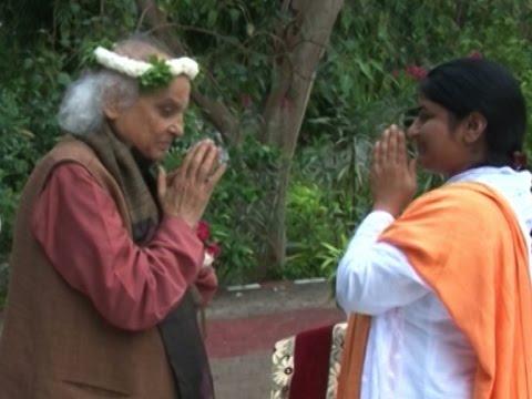 Pandit Jasraj Shriji ke Darshan hetu padhare : prernamurti bharti shriji