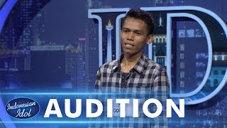 Video Trio, alias Gabe menyanyi bersama para juri - AUDITION 2 - Indonesian Idol 2018 MP3, 3GP, MP4, WEBM, AVI, FLV September 2018
