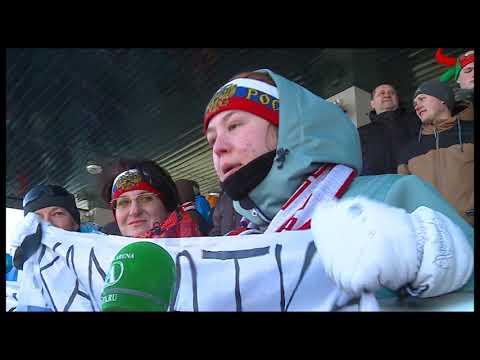 Тюмень спортивная. 25 февраля