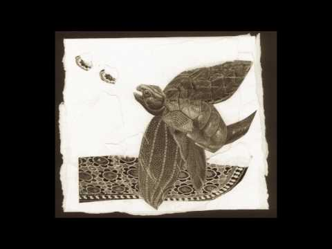 visual sound poetry #91 - silhouettes and turtles