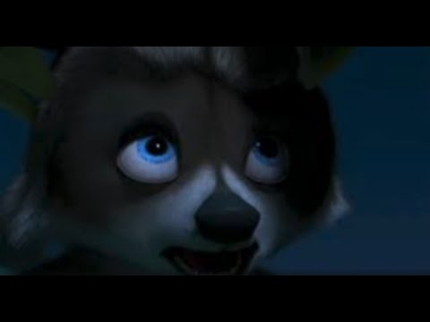 "Over The Hedge But Everytime They Say ""Jeepers"" It Speeds Up"