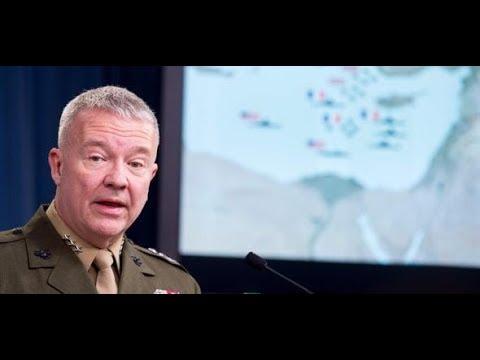 """US-General McKenzie: """"Die syrische Antwort hat uns wirklich überhaupt nicht berührt"""""""