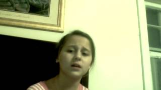 ADELE: SOMEONE LIKE YOU sung by : ariel Video