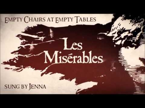 【Empty Chairs at Empty Tables – Female Cover】