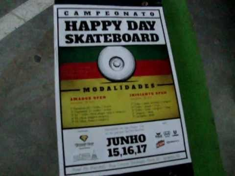GOSMA SKATE RAMPS - CAMPEONATO HAPPY DAY BOARDSHOP - IGREJINHA / RS _ 2012