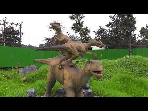 Video Thunder World, Ooty | Dinosaur park for children download in MP3, 3GP, MP4, WEBM, AVI, FLV January 2017