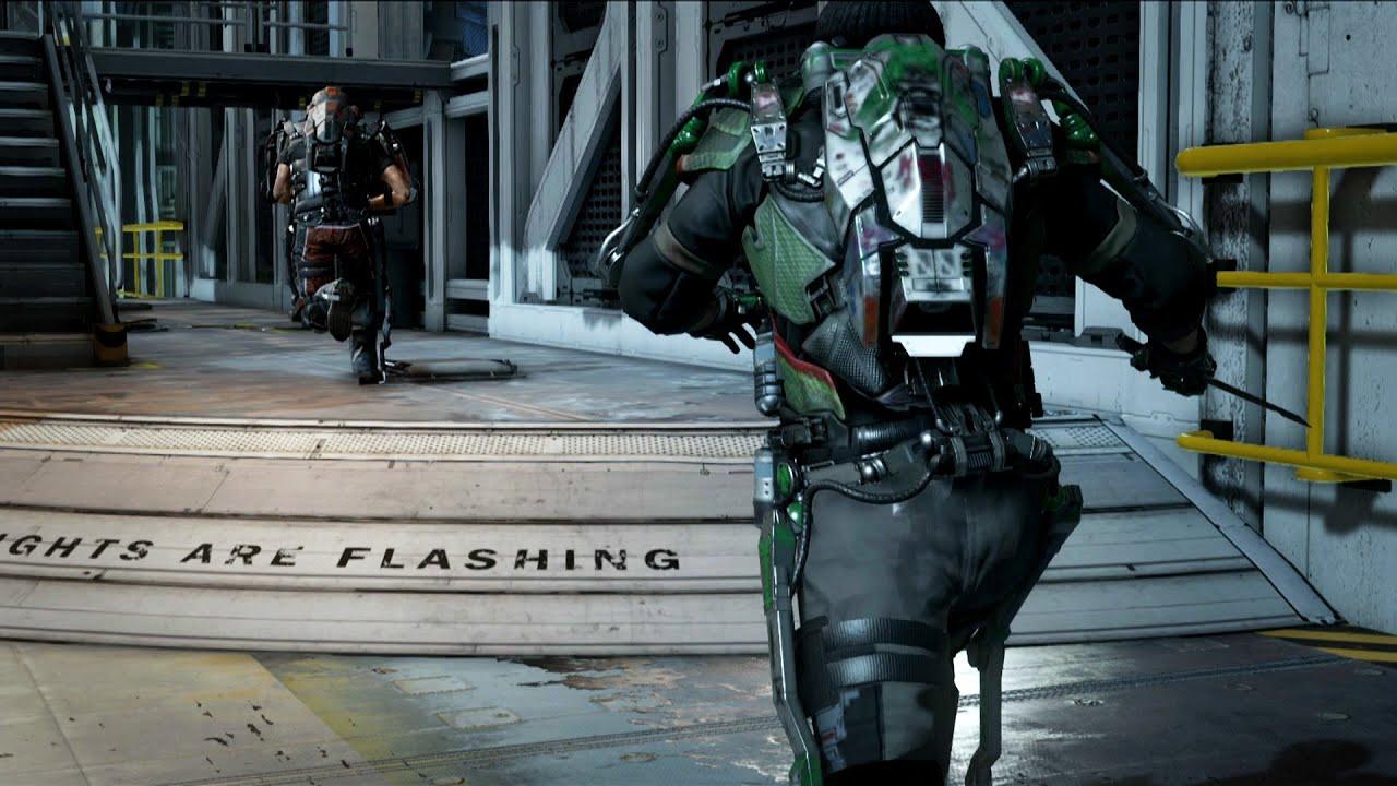 [Call of Duty: Advanced Warfare] Multiplayer Reveal Trailer