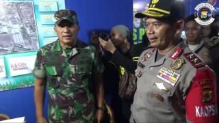 Video Malam Takbiran, Kapolda Sulsel bersama Pangdam dan Walikota cek Pos Pam Ramadniya 2017 MP3, 3GP, MP4, WEBM, AVI, FLV Desember 2017