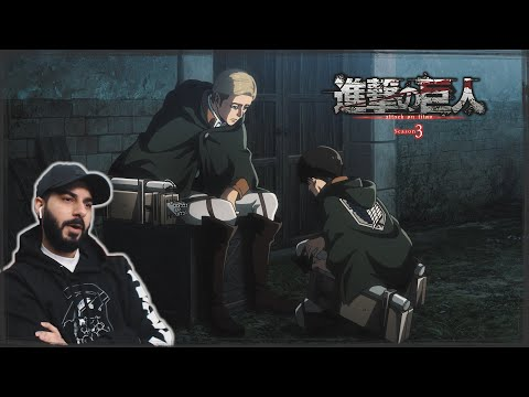 """Attack on Titan Reaction & Review 3x16 - """"Perfect Game"""""""