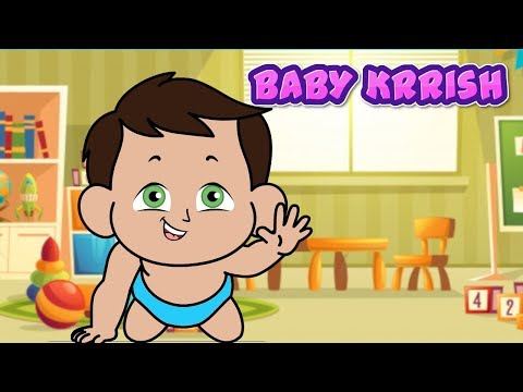 Kid Krrish Movie Cartoon | Exclusive Baby Krrish Video | Cartoon Movies For Kids |Videos For Kids