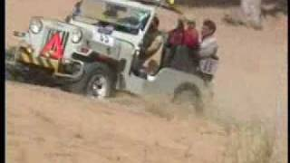 Mandawa India  City pictures : Mahindra off-roaders at the Mahindra Great Escape in Mandawa, India