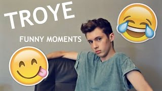 Video Troye Sivan - Funny Moments download in MP3, 3GP, MP4, WEBM, AVI, FLV January 2017