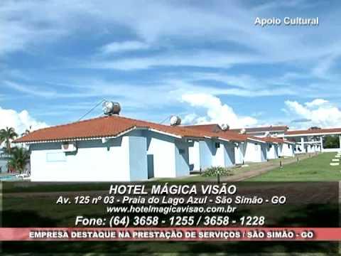 GNS - SÃO SIMÃO 2 - Hotel Mágica Visão