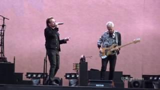 Download Lagu U2 London Where The Streets Have No Name 2017-07-08 - U2gigs.com Mp3