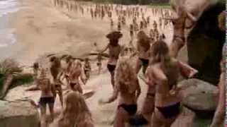 Specsavers Advert - Sexy Girls on the Beach Advert - Lynx Parody - YouTube