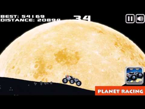 Video of Planet Racing