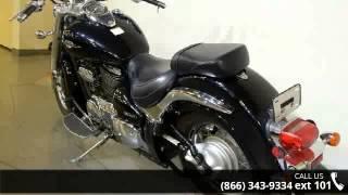 8. 2007 Suzuki Boulevard C50 Black  - RideNow Powersports Pe...