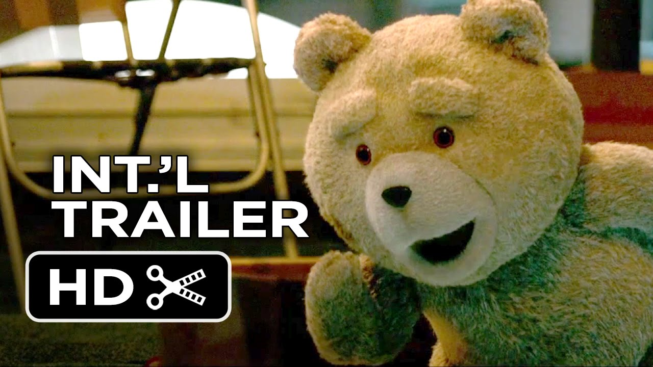 Ted 2 Official Thunder Trailer (2015) – Mark Wahlberg, Seth MacFarlane Comedy Sequel HD #Estrenos #Trailers