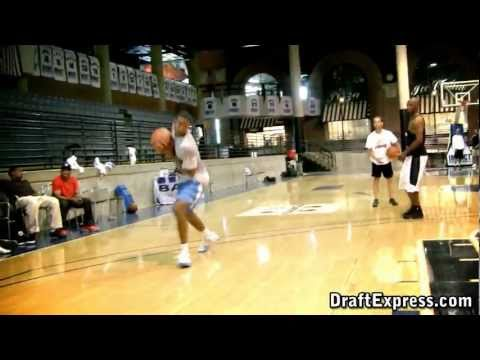 DraftExpress - Malcolm Lee Pre-Draft Workout & Interview