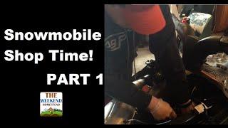 9. Snowmobile Maintenance - Getting ready for the Season
