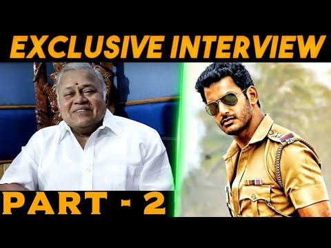 Kalaimamani Radha Ravi Actor /Secretary SIFAA Open Heart Interview