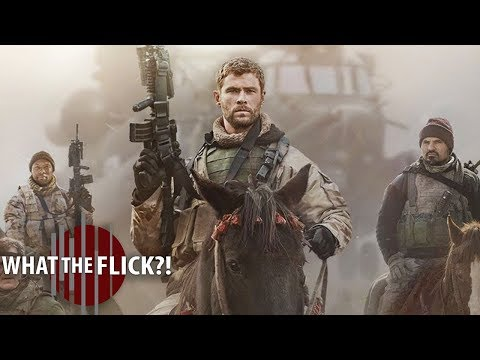 12 Strong - Official Movie Review