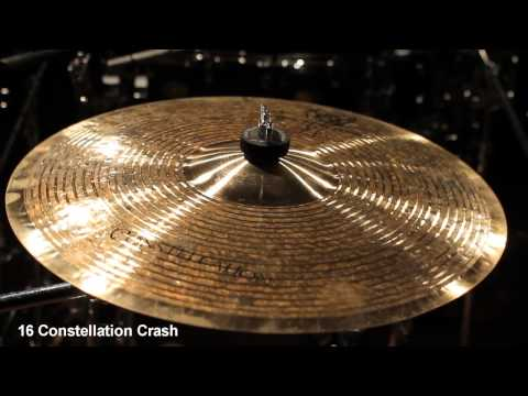 Supernatural Cymbals 16 Constellation Crash