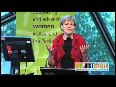 Hilary Charlesworth on international law and the elimination of discrimination against women