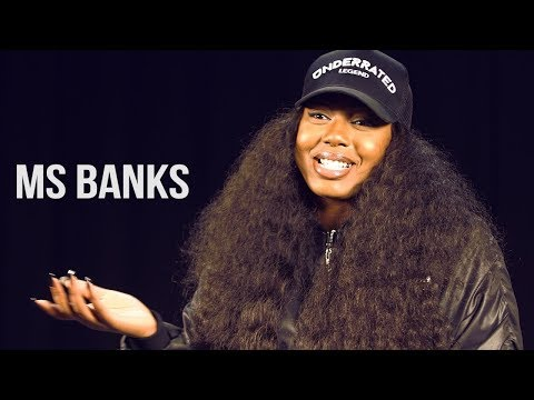 "Ms Banks Interview: ""Show Me Respect"" 