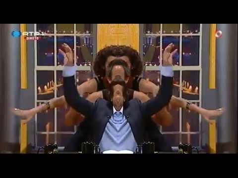 jose - Subscreve o Canal do 5 Para a Meia-Noite! http://www.youtube.com/subscription_center?add_user=5meianoite Blog do 5 Para a Meia-Noite! http://www.rtp.pt/5meianoite Facebook! https://www.facebook....