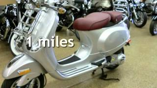 9. 2016 Vespa LXV 150 Vintage for sale in Downers Grove, IL