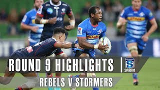 Rebels v Stormers Rd.9 2019 Super rugby video highlights | Super Rugby Video Highlights