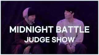 Soon Bin & Melman – Dokyun Midnight Battle JUDGE SHOW