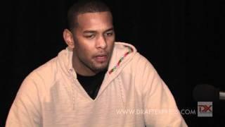 Jeremy Tyler Draft Combine Interview