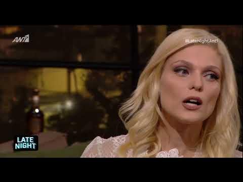 Η Αναστασία Περράκη καρφώνει την Λάουρα Νάργες