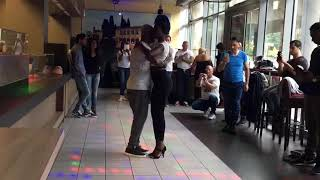 Hamburg 12.08.17 Kizomba Workshop Ben & Adama Video 2