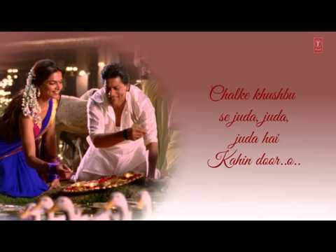 Titli Chennai Express Song With Lyrics   Shahrukh Khan, Deepika Padukone