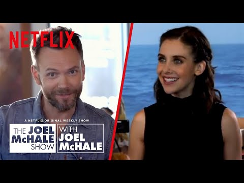 The Joel McHale Show with Joel McHale Tour Preview