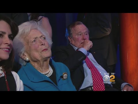 Former First Lady Barbara Bush Reportedly In 'Failing Health'