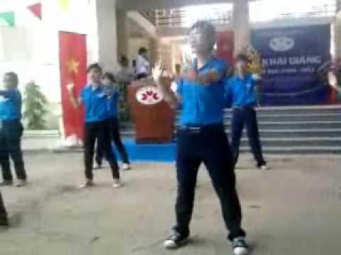 Nhảy dân vũ ChuChuWa - Rasa Sayange