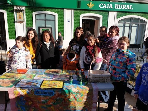 I Mercadillo Solidario a beneficio de ASIDEM