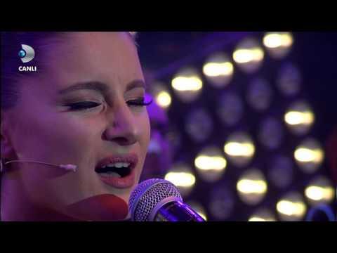 Atiye   Ya Habibi Arap a Beyaz Show 2013 12 14 (видео)