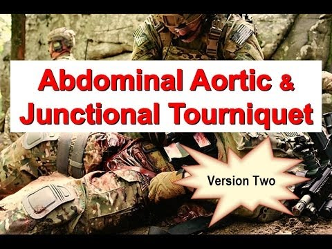 Abdominal Aortic and Junctional Tourniquet-Version Two