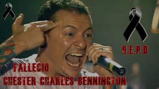 LINKIN PARK CHESTER BENNINGTON  SE SUICIDÓ ☠  MURIÓ A HORCADO EN SU RESIDENCIA  ENTÉRATE EN...