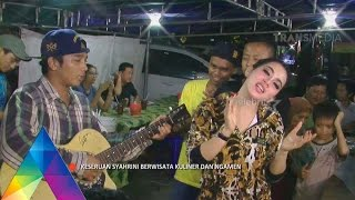 Video SELEBRITA - SYAHRINI NGAMEN DI EMPERAN MP3, 3GP, MP4, WEBM, AVI, FLV Maret 2019